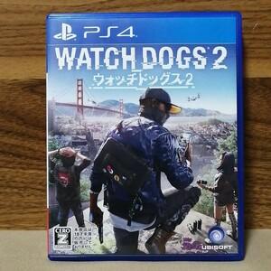 ウォッチドッグス2  PS4