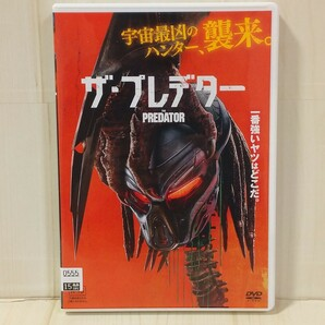 【DVD:R15】「ザ・プレデター THE PREDATOR」 2018年作品 レンタル落ち