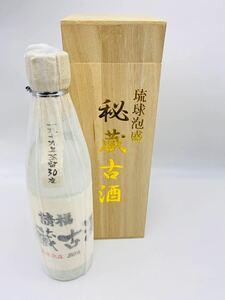 琉球泡盛秘蔵古酒、1979年蒸留30度古酒