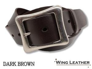 新品 カジュアルベルト ベルト メンズ 本革 牛革 レザー 無地 40mm カジュアル ベルト ダークブラウン gtc029-DARKBROWN