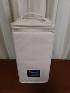 【美品】コールマン ソフトランタンケース(アイボリー) 21050258