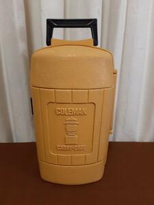 【希少】コールマン クラムシェルケース(角ハンドル) 200A用 83年2月製 21050261