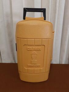 【希少】コールマン クラムシェルケース(角ハンドル) 200A用 82年3月製 21052521