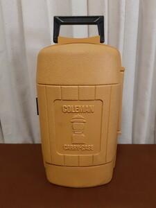 【希少】コールマン クラムシェルケース(角ハンドル) 200A用 82年3月製 21052522