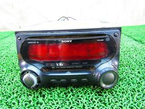 Sony Corporation  SONY  автомобиль   аудио   дека  WX-S2000  работа  Не  проверка   на запчасти  к   (9)