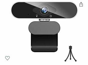 ウェブカメラ フルHD 1080P 高画質 200万画素 webカメラ マイク付き