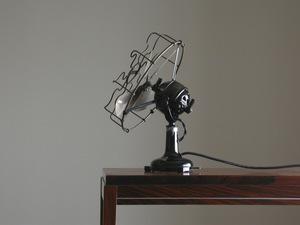 ビンテージ 扇風機 1920年代 Ercole Marelli (Brass Blade φ250) 110V Vintage Electric Fan Italy