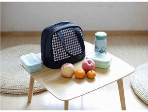 #保冷ランチバッグ #お弁当 #スーパー #買い物 #エコレジバッグ #千格鳥 #防水 #Sサイズ