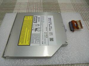 ノートパソコン用 DVD マルチドライブ 「UJ-831B」 動作未確認/ジャンク品