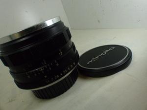 大口径 ROKKOR-PF 58㎜ F1.4 美品