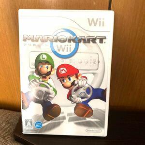 Wii ソフト マリオカート