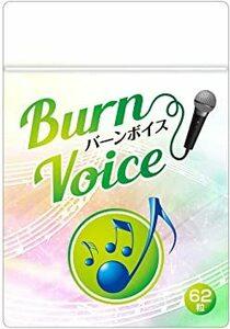 1袋 カラオケ サプリ 高音 BURN VOICE (バーンボイス) リンゴ酸&マグネシウム シナモン ガラナ 声のケア サプリ