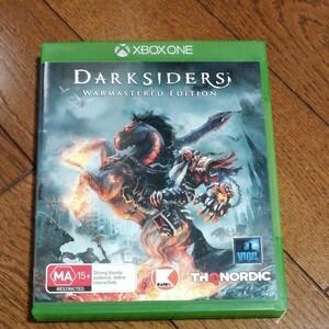 【Xbox One用ソフト】 海外版 ダークサイダーズ(中古品)