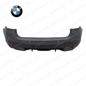 ★ BMW 5 シリーズ G31 ノーマル → M パフォーマンス リア バンパー 523d 523i 530i 540i xDrive チェンジ ボディ スポイラー キット