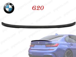 ◆ BMW 3 シリーズ 320i 320d 330i 330e 5F20 5V20 5X20 G20 2019~ TRUNK リア ウィング エアロ キット ボディ パーツ スポイラー
