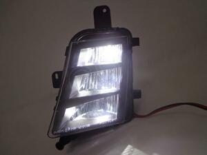 ■ ワーゲン GOLF VII GTI '13~'17 AUCHH 左 LED デイ ライト 5G0941699 5G0 941 699 フォグ ランプ ゴルフ 7 GTI ベースグレード 前期