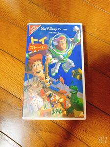 トイストーリー VHS 日本語吹き替え版