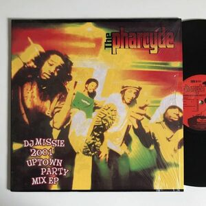 The Pharcyde - DJ Missie 2001 Uptown Party Mix EP【Japan Orig.】【国内盤限定オリジナル】