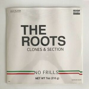 The Roots - Clones & Section【USオリジナル】【Surprize-Sweet Love/Quincy Jone-Summer in the Cityネタ】