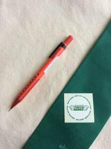 カスタムレッド 東急ハンズ限定カラー スマッシュ シャーペン 赤 0.5mm SMASH ぺんてる シャープペン 赤い彗星カラー