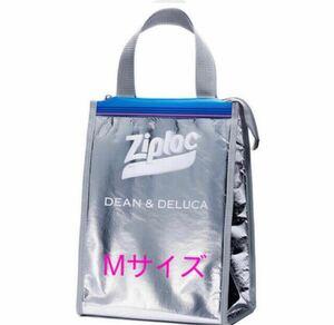 Ziploc×DEAN&DELUCA×BEAMS クーラーバッグ Mサイズ