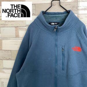 THE NORTH FACE ノースフェイス ジップ フリース ジャケット L