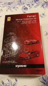 サークルKサンクス 京商フェラーリ7 GTO ホワイト