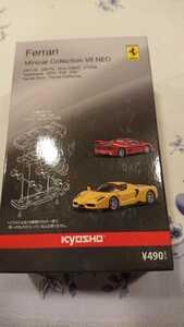 サークルKサンクス 京商フェラーリ7Neo GTO イエロー