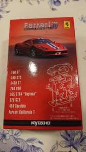 サークルKサンクス 京商フェラーリ10 250GTO シルバー