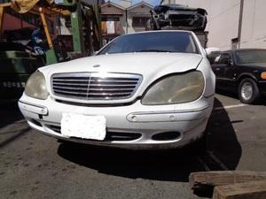 00yS600L [ part removing car both.!]
