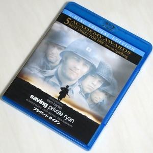 ○ ブルーレイ Blu-ray プライベート・ライアン スペシャル・エディション 2枚組 5.1ch DTS ステレオ 日本語字幕 吹替 約169分 + 約200分