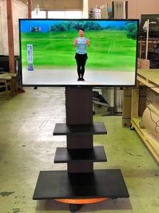 ■TCL/ティーシーエル■40型 4K スマートテレビ 40S515 アマゾンプライムビデオ対応 2020年製 スタンド保護パネル付★草加店
