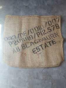 コーヒー豆 麻袋 タンザニア
