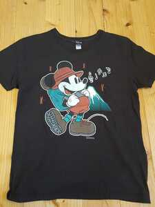 【BEAMS】ディズニーTシャツ フジロックTシャツ ミッキーマウス