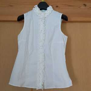 ARMANI COLLEZIONI ノースリーブシャツ サイズ40