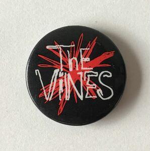 THE VINES ザ・ヴァインズ 缶バッジ ザ・バインズ