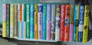 ジュニア版 世界の文学  全20巻     版 カバ         金の星社