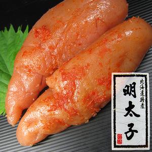 甘口プチプチ 辛子明太子 300g(自家用箱なし)北海道根室加工辛子めんたいこ