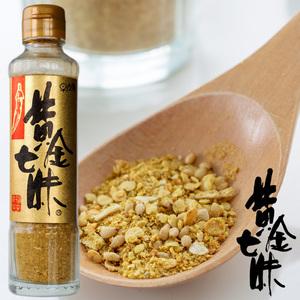 Golden Seven Taste 90g (It is a Golden Seven Taste) Chili Pepper Great Seiki (Evolved Shutchizu Chili Peep) and Ninnik Seasoning Hayaku Peak [Mail Service]