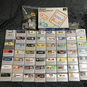 スーパーファミコン本体、スーパーファミコンソフト、ゲームボーイソフト 全動作確認済み