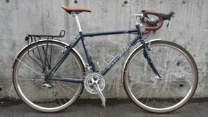 ★手渡し可能札幌近郊の方希望★ルイガノ クロモリツーリングバイクLGS-CT