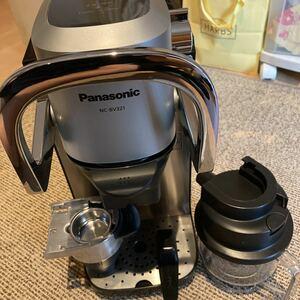 Panasonic コーヒーメーカー NC-BV321