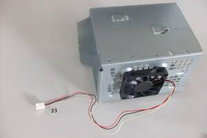 固定ディスク 2台用 ドライブ用マウンター 冷却ファン付  #23