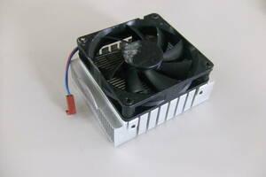CPUファン ファンサイズ7cm クーラー ヒートシンク 冷却装置