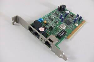 NEC純正 LANボード&モデムカード LNH041-D82 ボード PCI