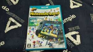 WiiUソフト Nintendo Land ニンテンドーランド
