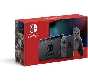 Nintendo Switch 本体 (ニンテンドースイッチ) Joy-Con(L)/(R) グレー