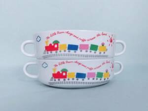 1977年 サンリオ ファンシーフレンズ 陶磁器 食器 皿 friends 日本製 昭和レトロ 当時物 ②