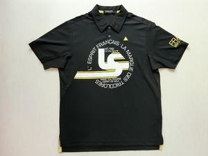 le coq sportif ルコック スポルティフ ゴルフウェア ポロシャツ QG2649 L USED