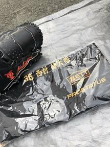 激レア 読売ジャイアンツ 西村健太朗投手 実使用 グローブ 激レア